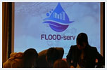 The FLOOD-serv project goes to   Japan!