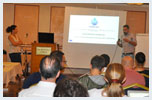 FLOOD-serv presented at the DigiNET Training Week