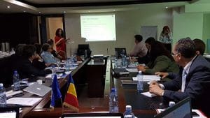 Project Meeting in Tulcea