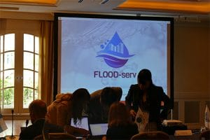 The FLOOD-serv Project went to Japan!