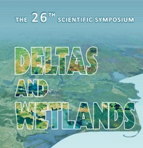 "26th Scientific Symposium ""Deltas and Wetlands"" 2018"