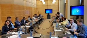 Meeting with Experts in Bilbao
