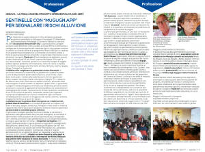 Article featured in periodical paper of the